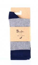 Носки мужские Krebo модель 1L30 характеристики, 2017
