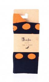 Носки мужские Krebo модель 1L9 приобрести, 2017