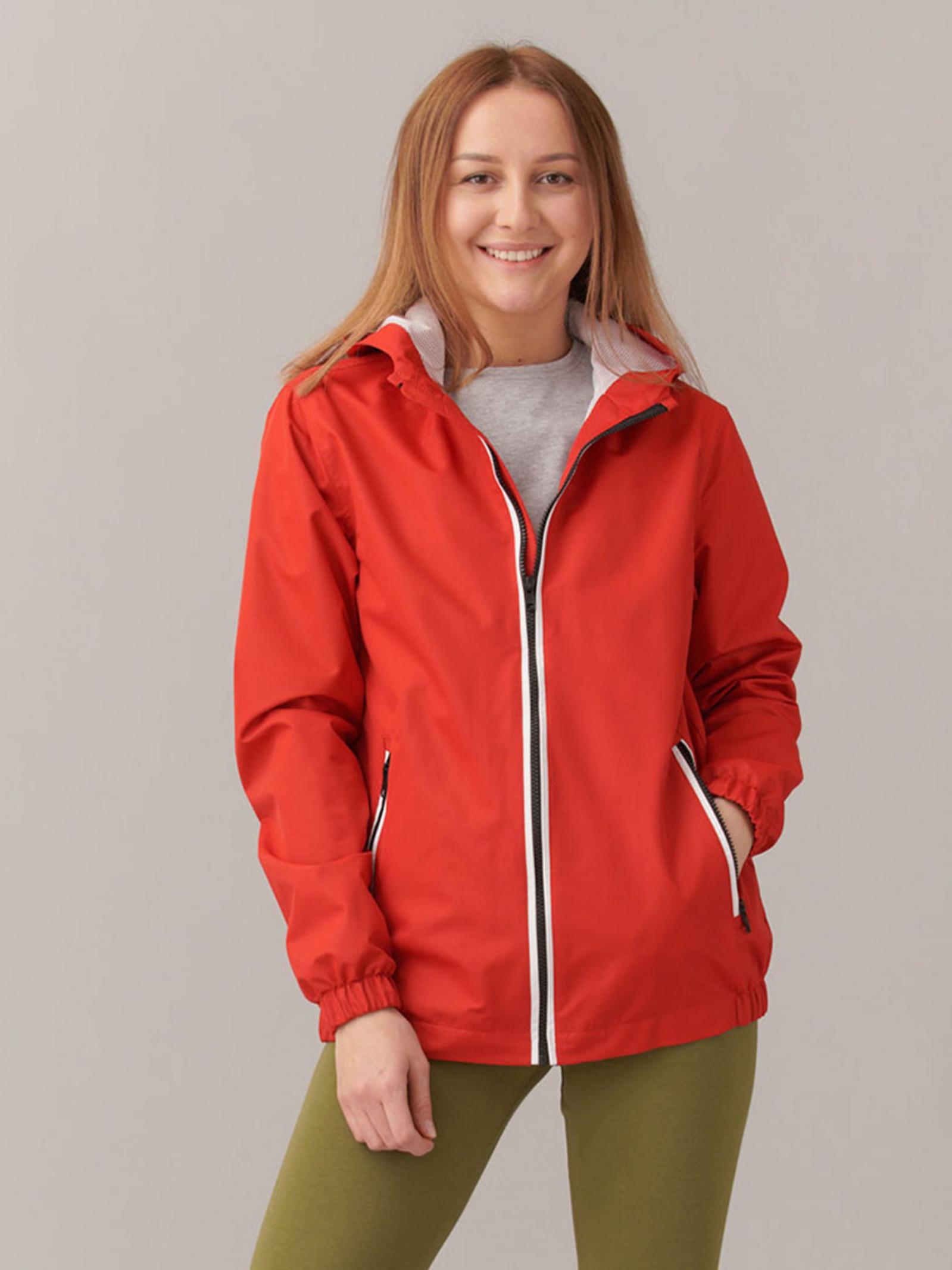 Promin Куртка жіночі модель 2024-11 ЧЕРВОНИЙ відгуки, 2017