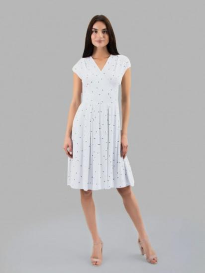Promin Сукня жіночі модель 2050-74 БІЛИЙ /горох чорний , 2017