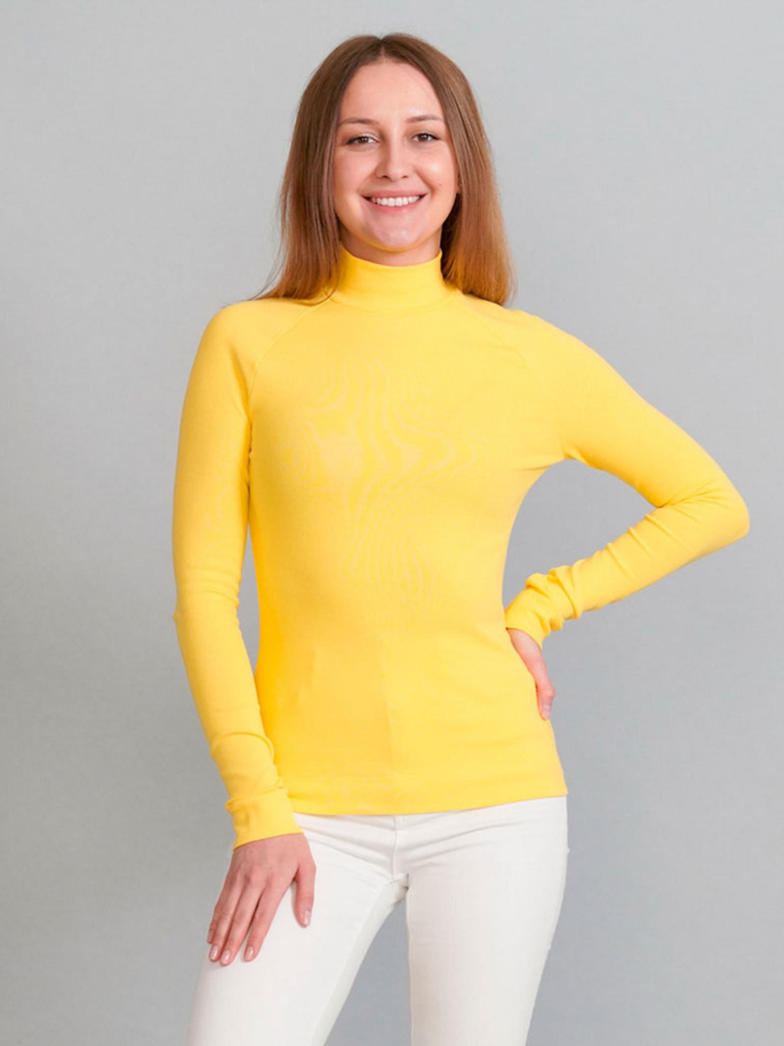 Promin Кофти та светри жіночі модель 2060-07 ЖОВТИЙ якість, 2017