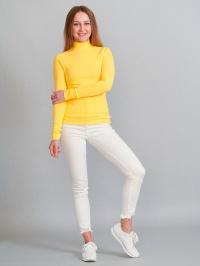 Promin Кофти та светри жіночі модель 2060-07 ЖОВТИЙ купити, 2017