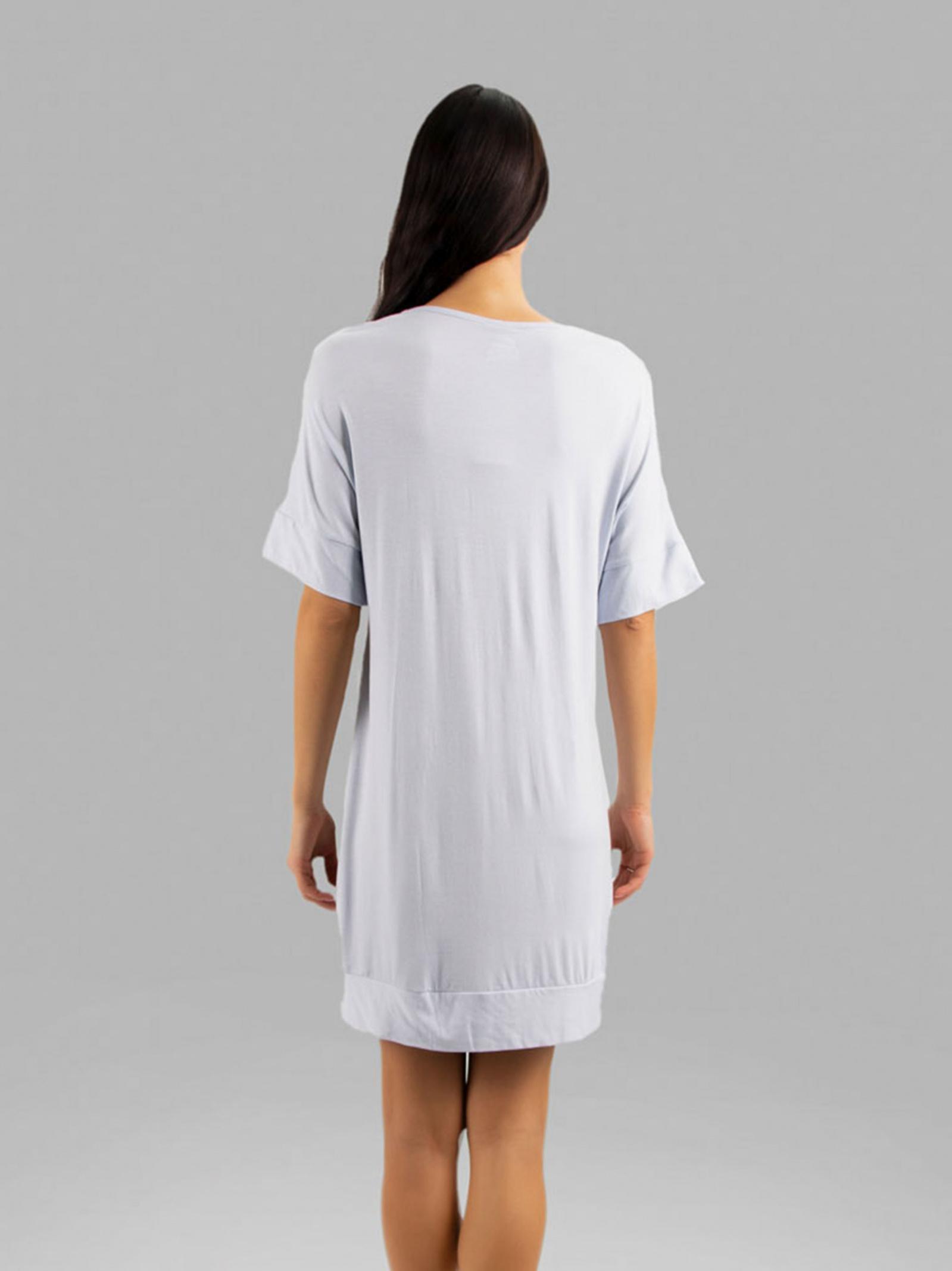 Promin Нічна сорочка жіночі модель 2072-04 Блакитний , 2017