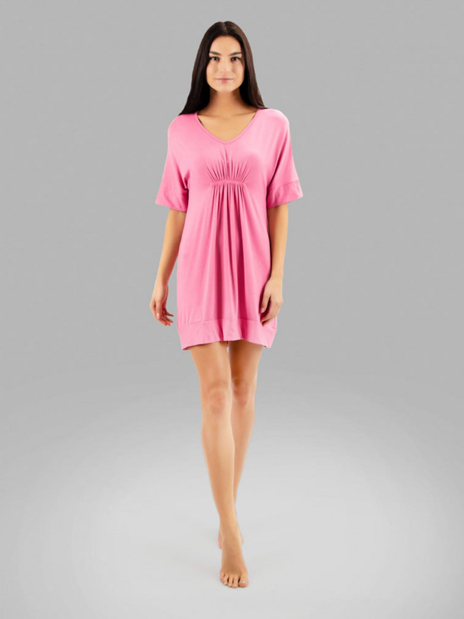 Promin Нічна сорочка жіночі модель 2072-04 РОЖЕВИЙ купити, 2017