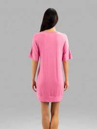 Нічна сорочка жіноча Promin модель 2072-04 РОЖЕВИЙ - фото