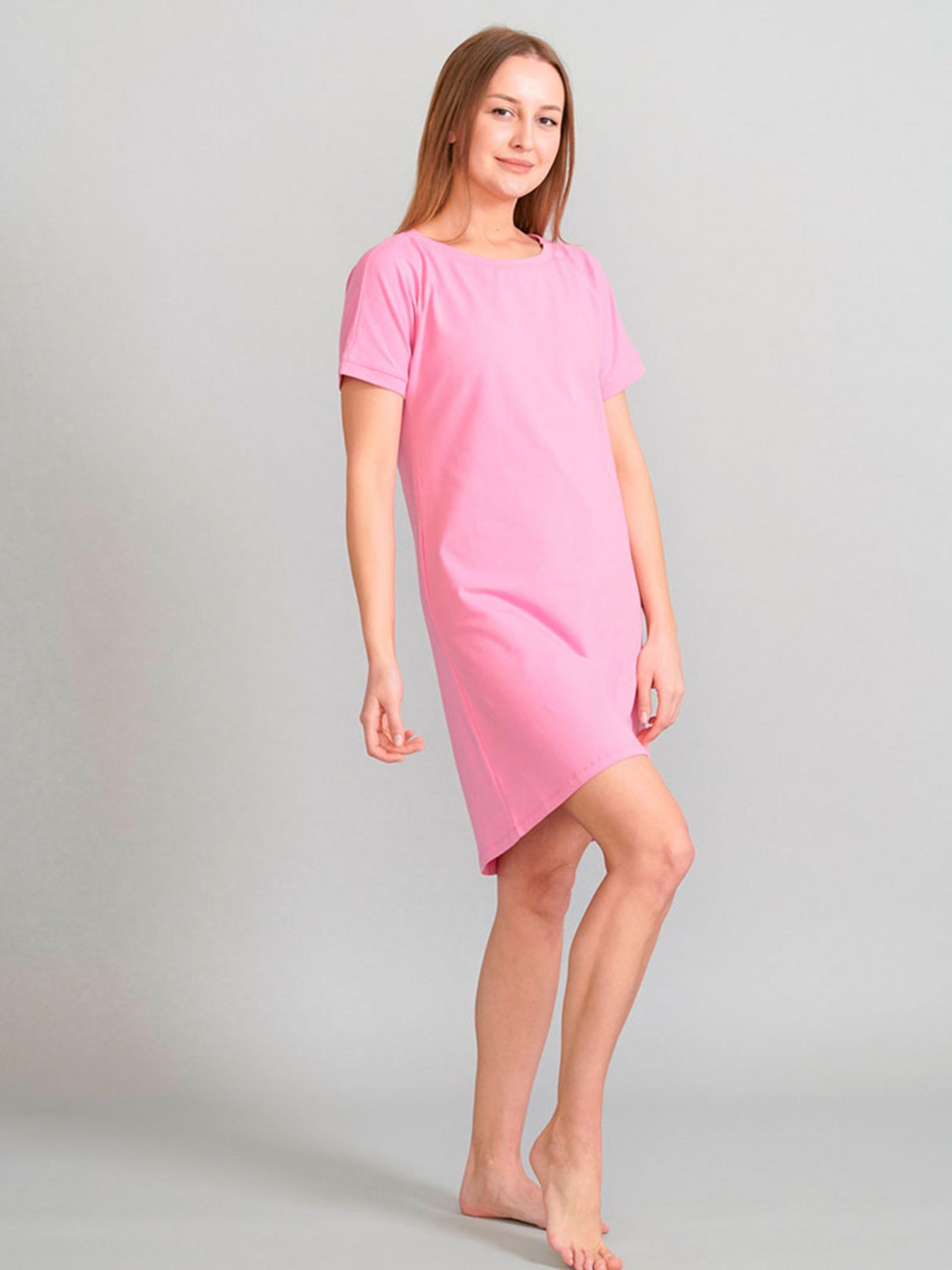 Promin Нічна сорочка жіночі модель 2072-11 РОЖЕВИЙ , 2017