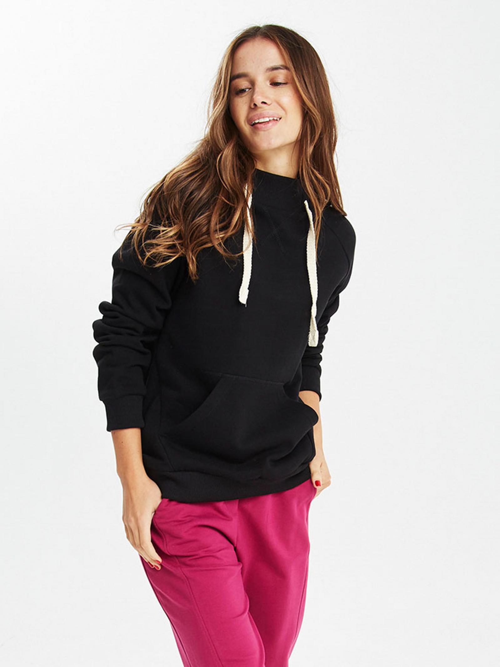 Promin Кофти та светри жіночі модель 2080-08 ЧОРНИЙ якість, 2017