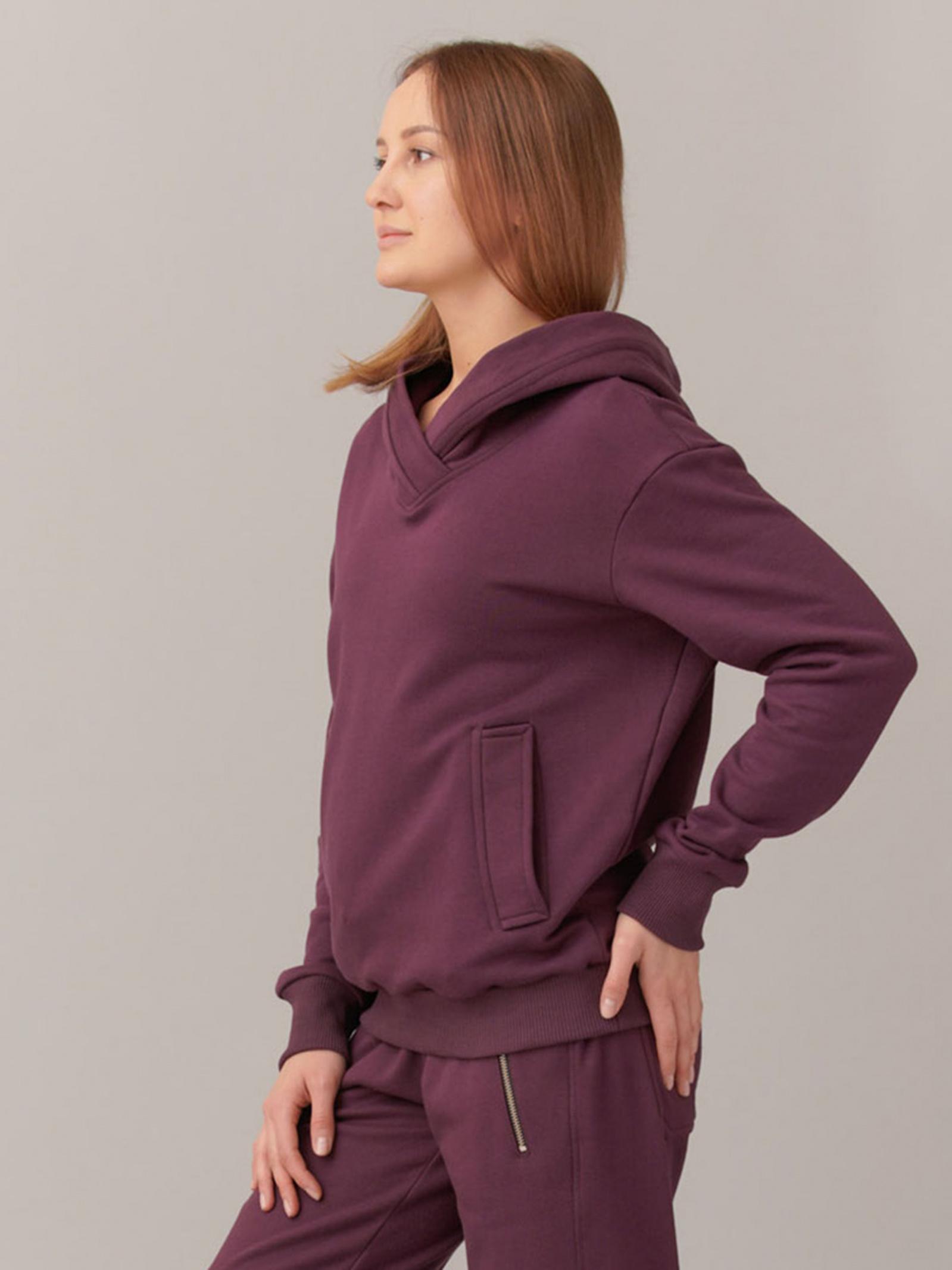 Promin Кофти та светри жіночі модель 2080-21 Т.СЛИВОВИЙ придбати, 2017