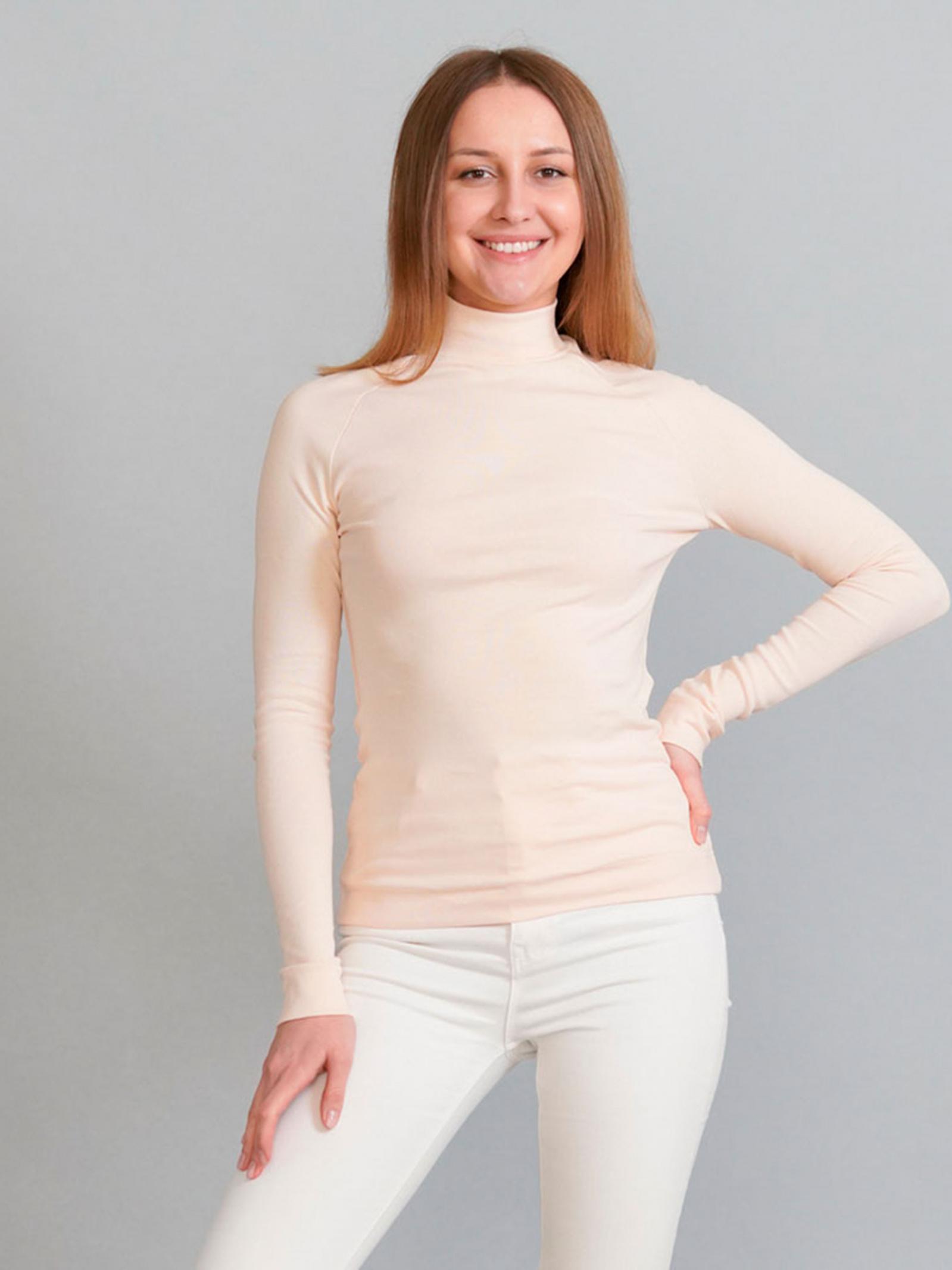 Promin Кофти та светри жіночі модель 2060-07 КРЕМОВИЙ купити, 2017