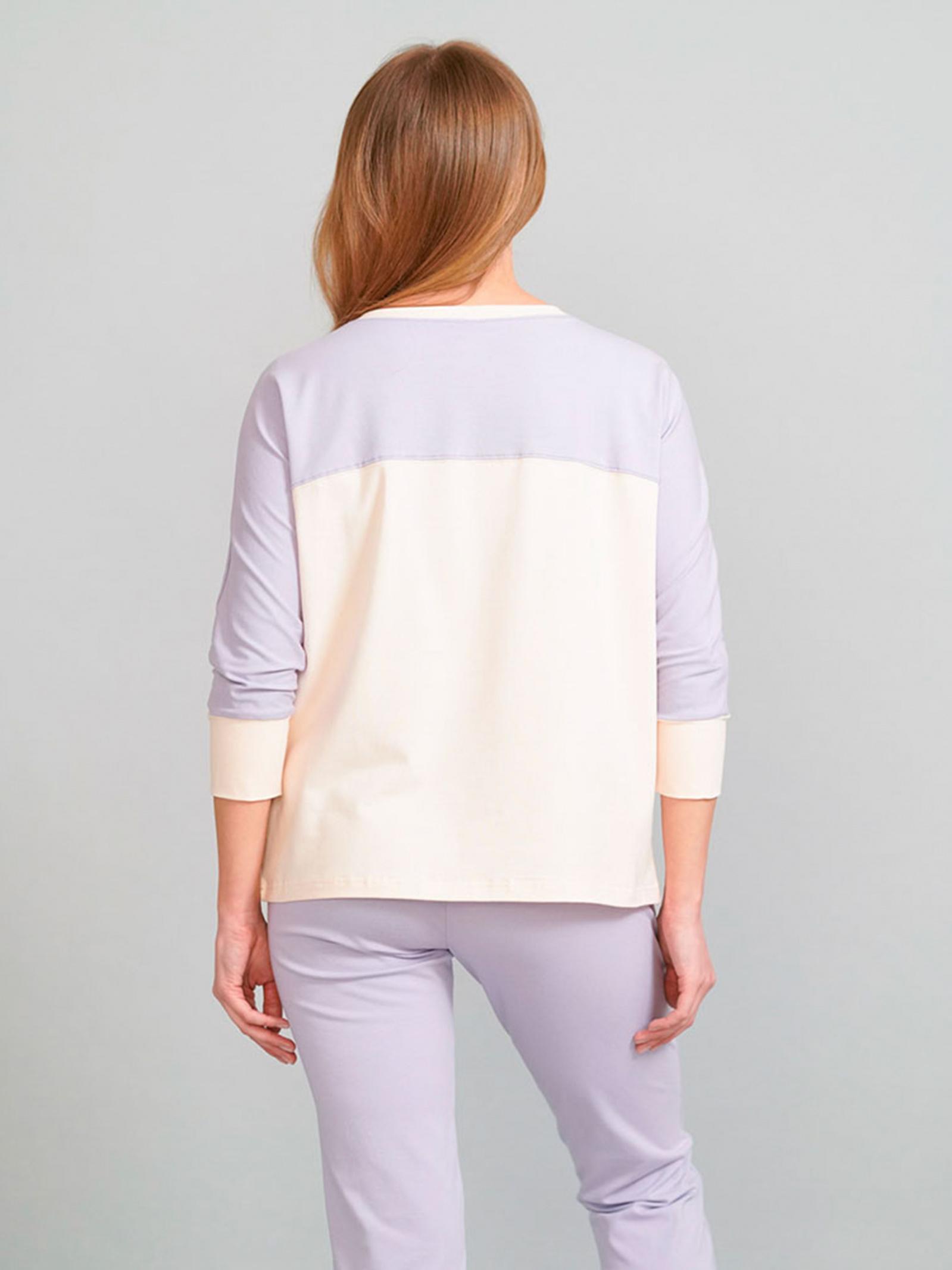 Promin Піжама жіночі модель 2070-03 ЛАВАНДОВИЙ якість, 2017
