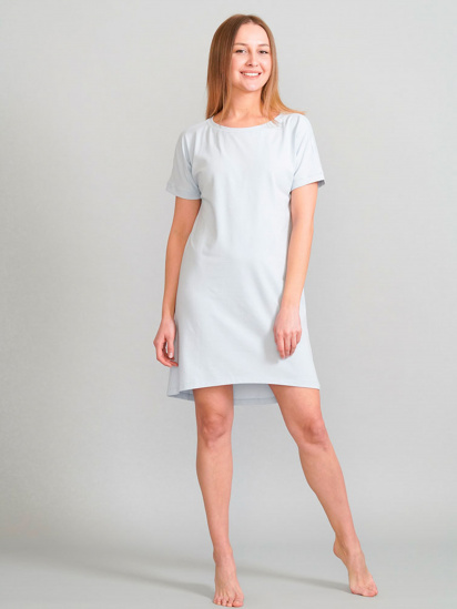 Promin Нічна сорочка жіночі модель 2072-11 Блакитний придбати, 2017