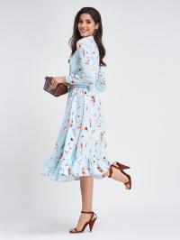 ISSA Plus Сукня жіночі модель 11339_голубой ціна, 2017