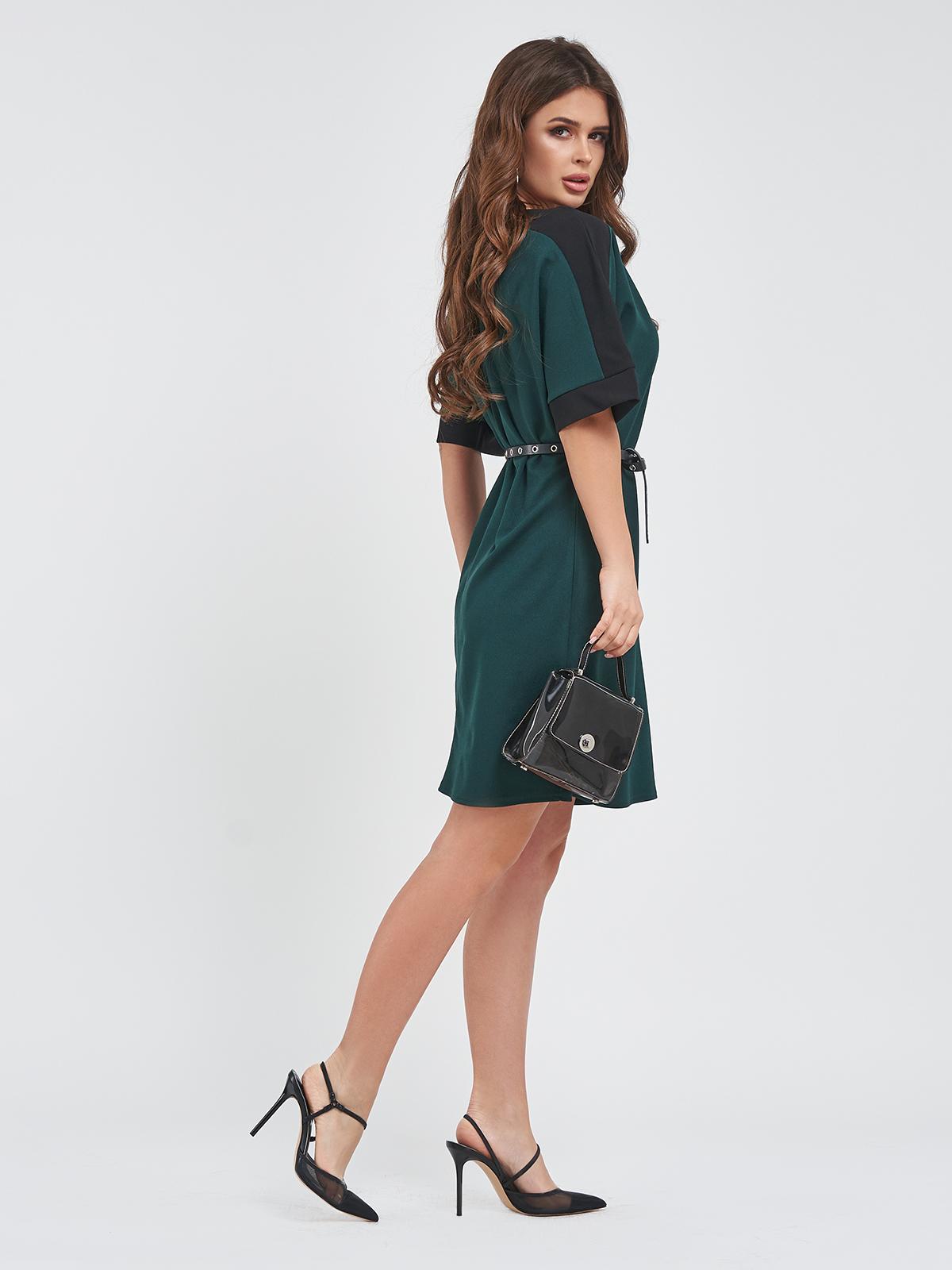 ISSA Plus Сукня жіночі модель 11435_зеленый ціна, 2017