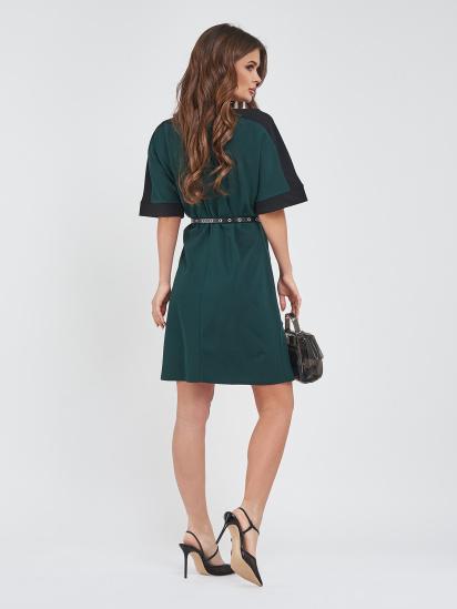 ISSA Plus Сукня жіночі модель 11435_зеленый відгуки, 2017