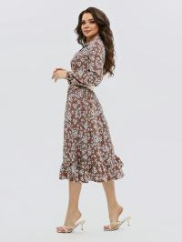 ISSA Plus Сукня жіночі модель 11564_коричневый , 2017
