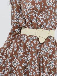 ISSA Plus Сукня жіночі модель 11564_коричневый характеристики, 2017