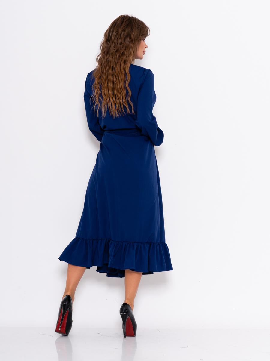 ISSA Plus Сукня жіночі модель 10994_синий якість, 2017