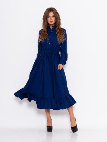 ISSA Plus Сукня жіночі модель 10994_синий , 2017