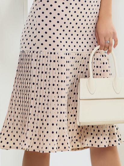 ISSA Plus Сукня жіночі модель 11572_бежевый придбати, 2017