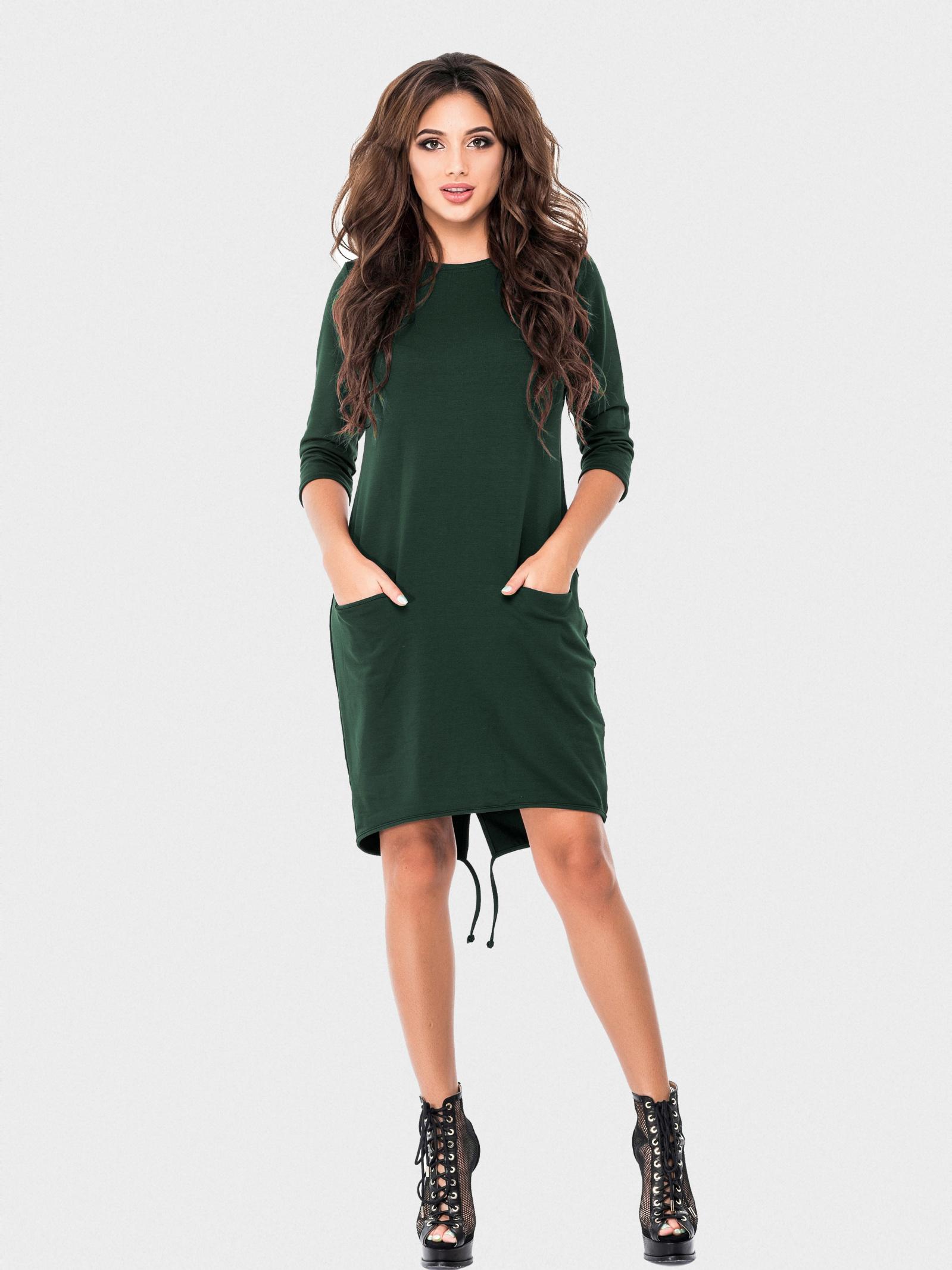 ISSA Plus Сукня жіночі модель 9011_зеленый якість, 2017