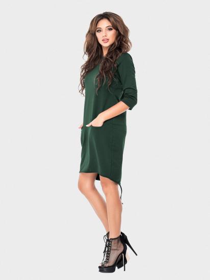 ISSA Plus Сукня жіночі модель 9011_зеленый відгуки, 2017