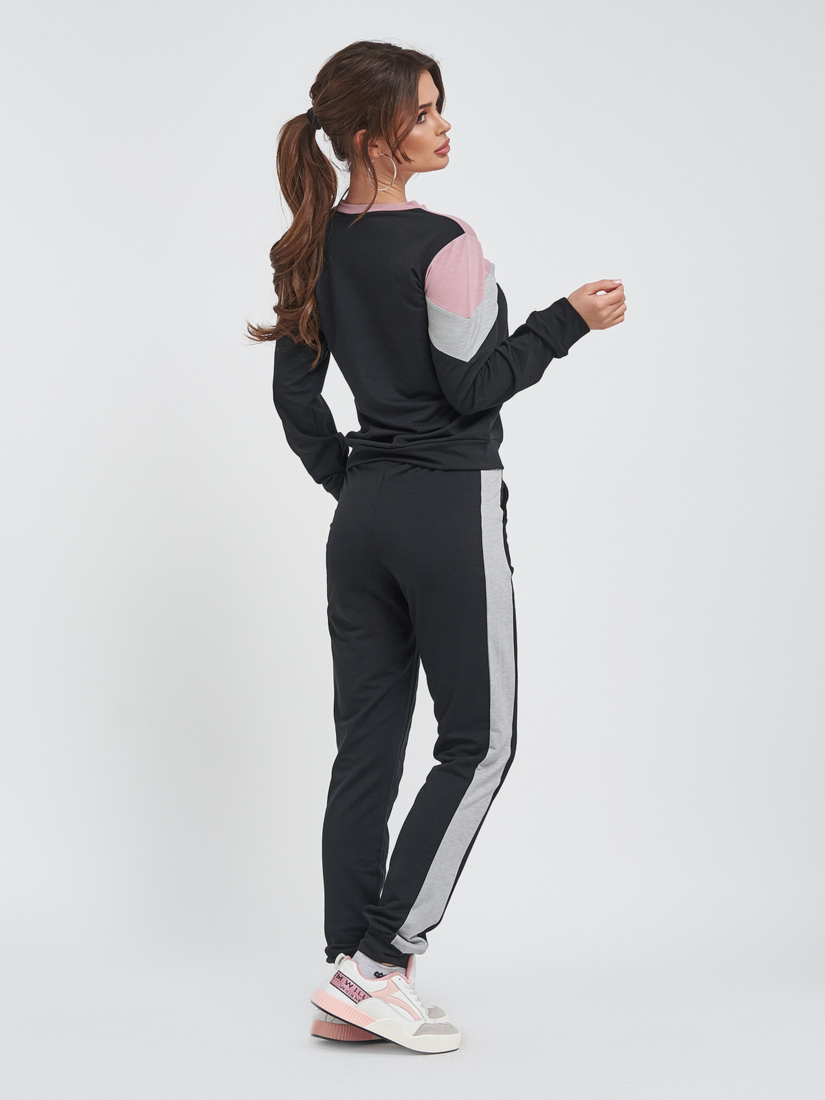 ISSA Plus Костюм (спорт) жіночі модель 11461_черный придбати, 2017