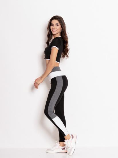 ISSA Plus Костюм (спорт) жіночі модель 10525_черный/серый ціна, 2017