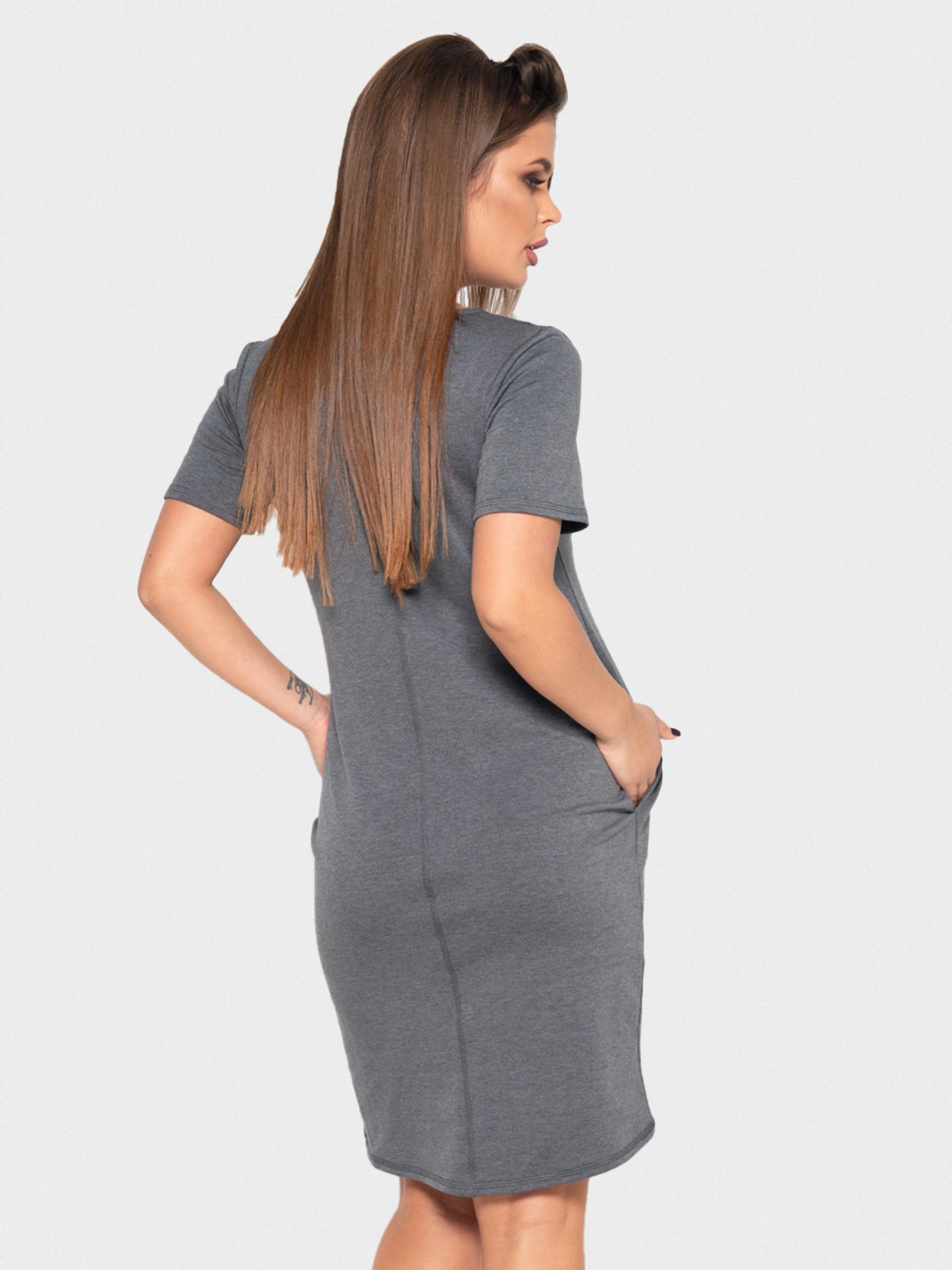 ISSA Plus Сукня жіночі модель 10364_серый якість, 2017