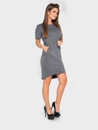 ISSA Plus Сукня жіночі модель 10364_серый відгуки, 2017
