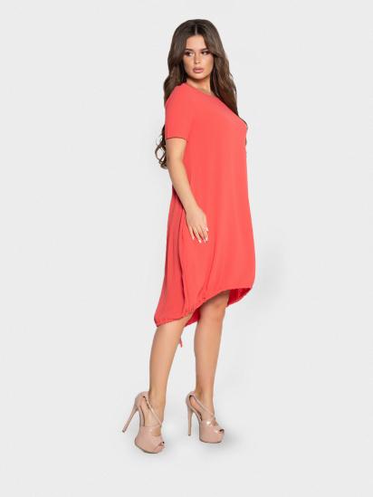 ISSA Plus Сукня жіночі модель 10497_коралловый , 2017
