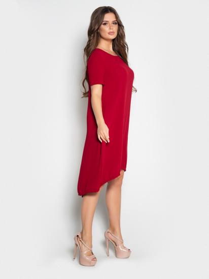 ISSA Plus Сукня жіночі модель 10497_бордовый придбати, 2017