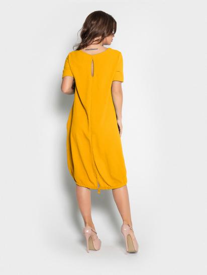 ISSA Plus Сукня жіночі модель 10497_желтый відгуки, 2017