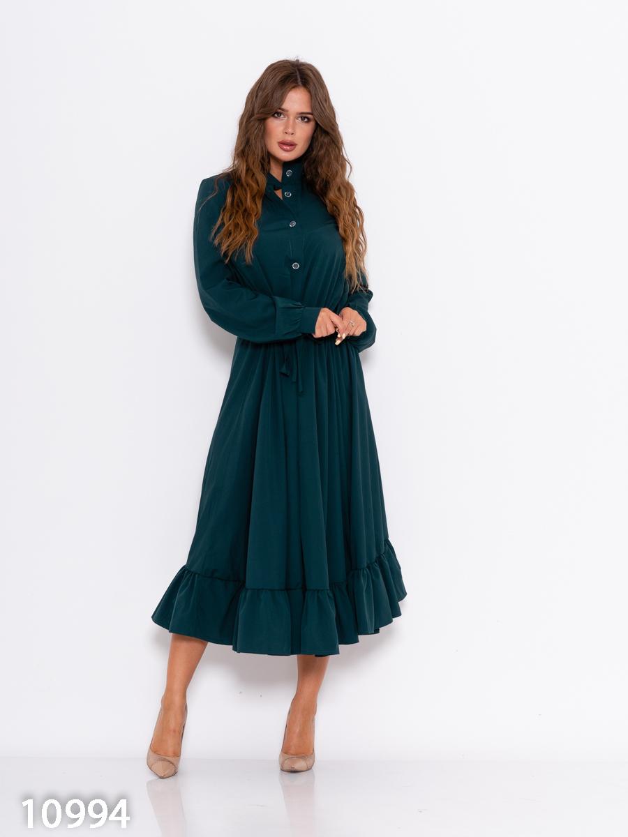 ISSA Plus Сукня жіночі модель 10994_зеленый ціна, 2017