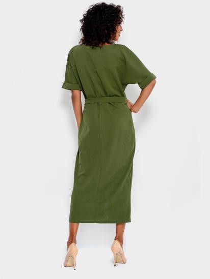 ISSA Plus Сукня жіночі модель 10177_хаки якість, 2017