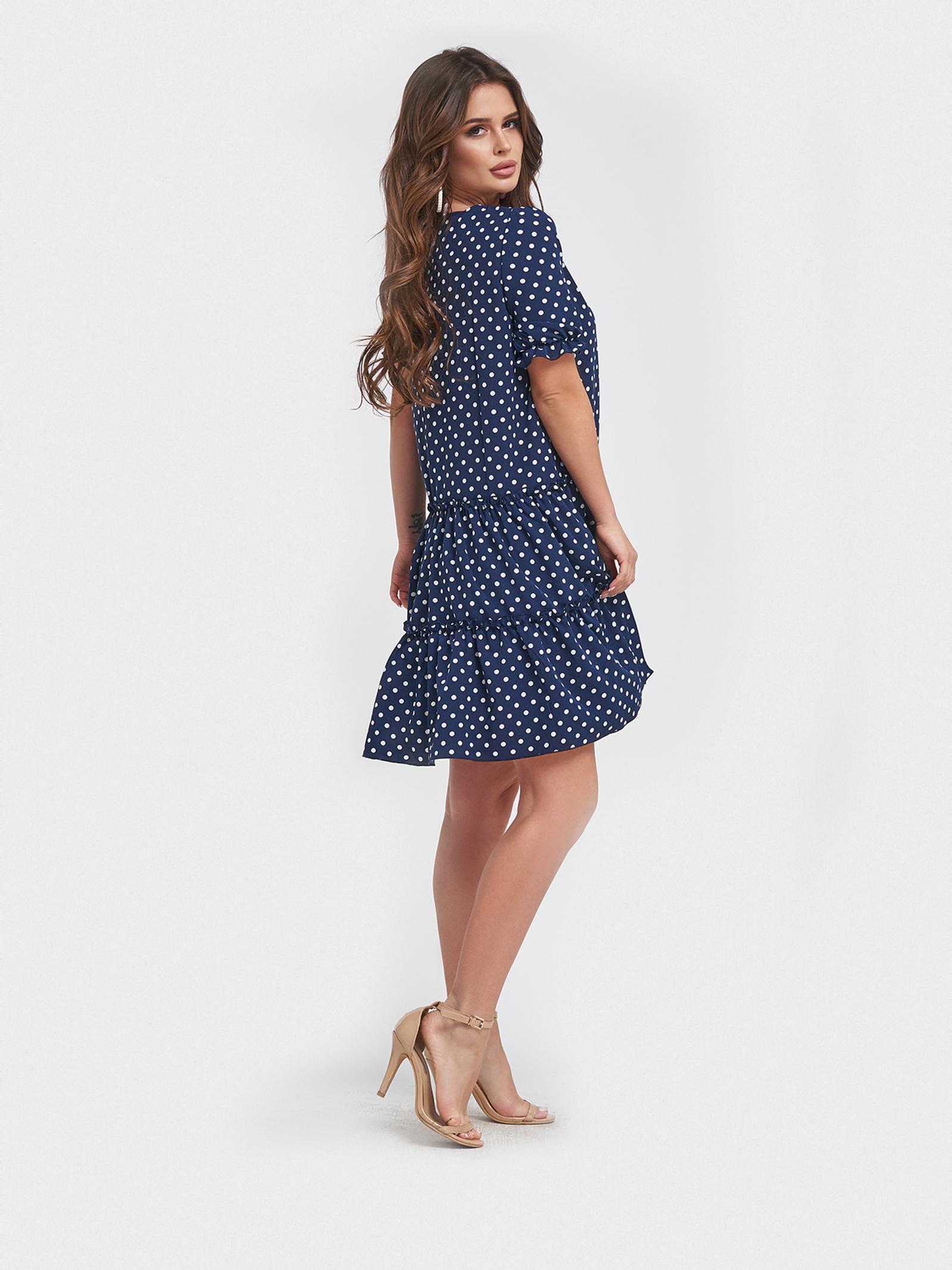 ISSA Plus Сукня жіночі модель 11460_темно-синий , 2017