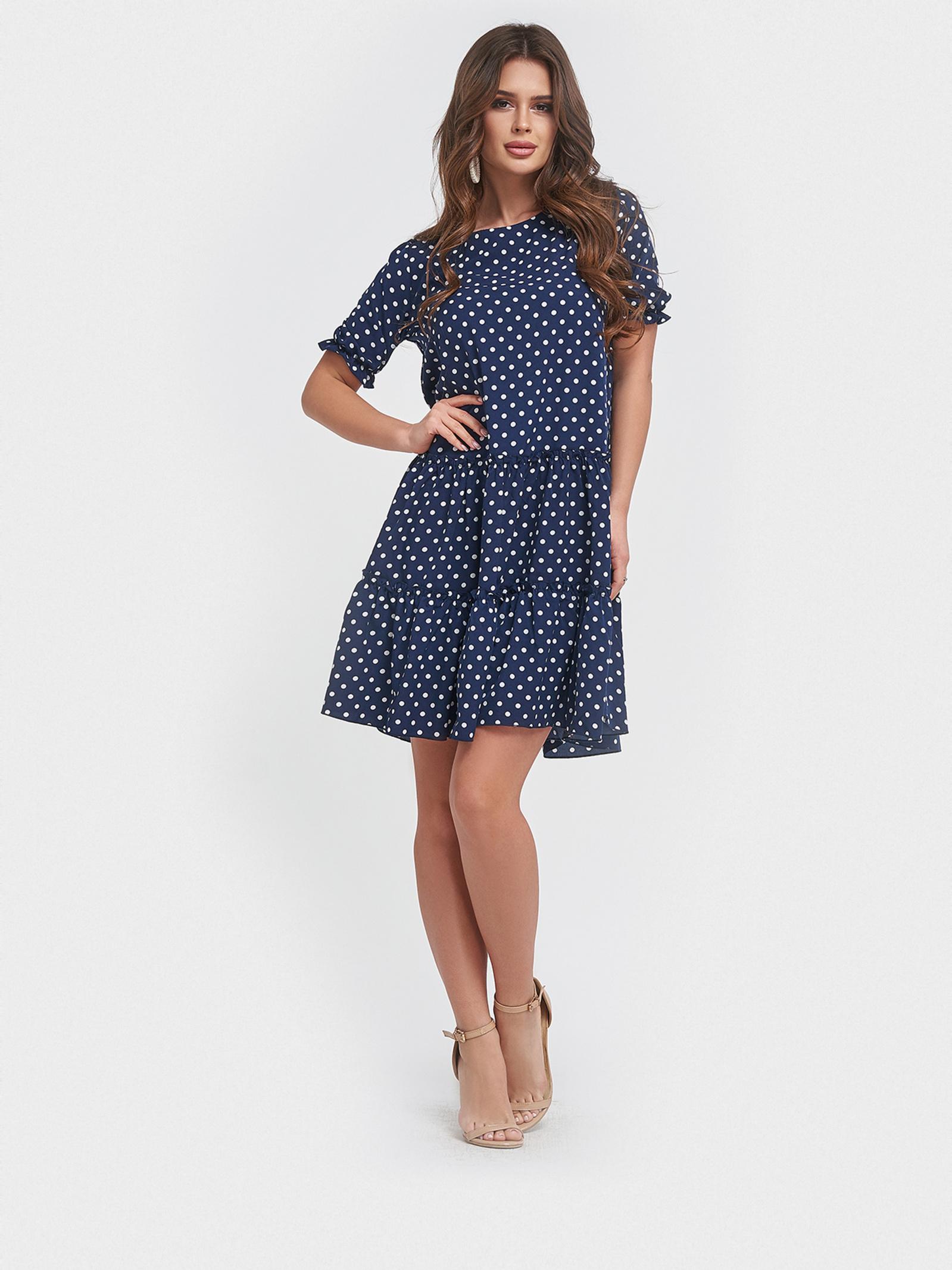ISSA Plus Сукня жіночі модель 11460_темно-синий характеристики, 2017