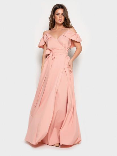 ISSA Plus Сукня жіночі модель 10816_персиковый придбати, 2017