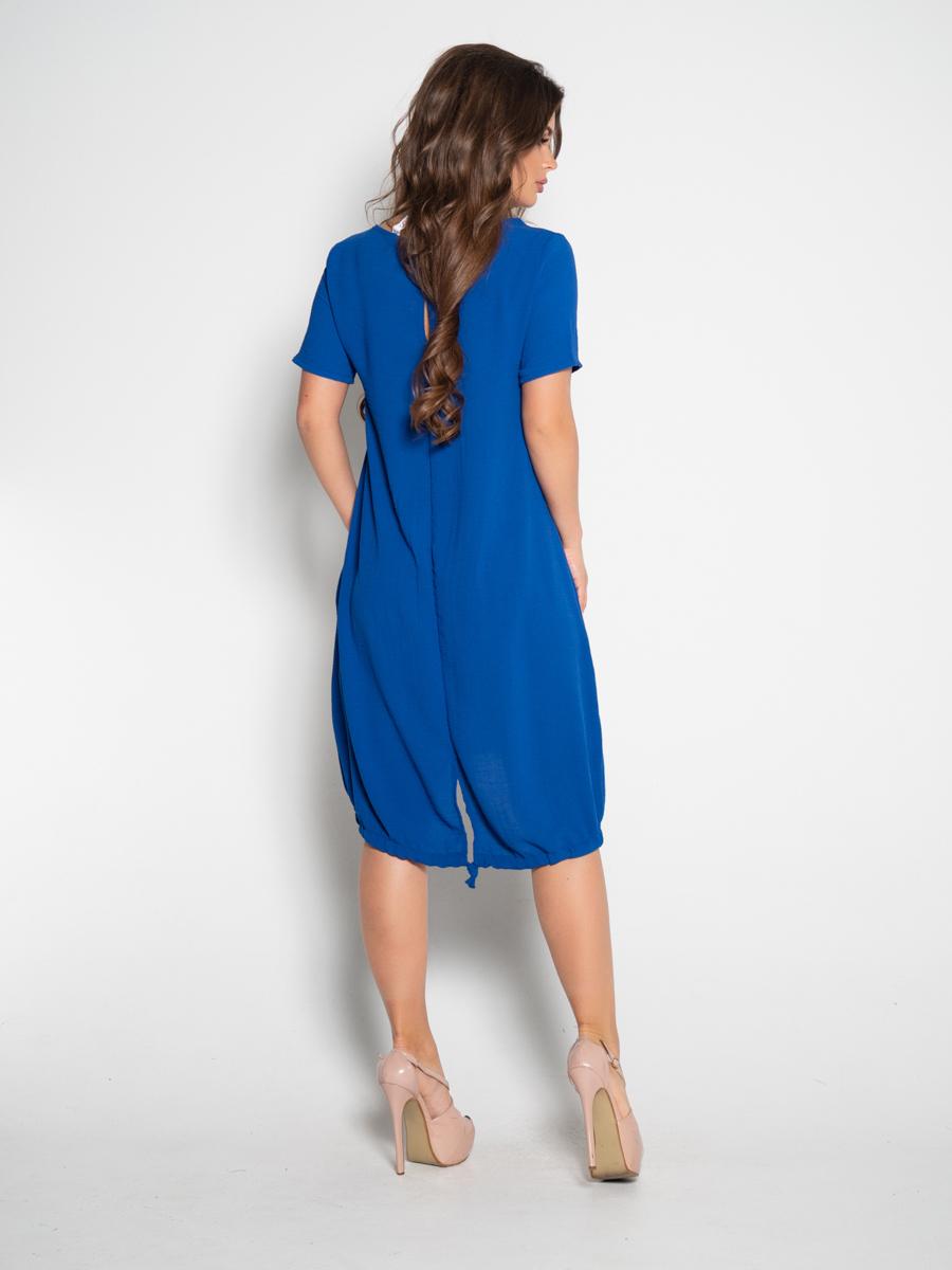 ISSA Plus Сукня жіночі модель 10497_синий якість, 2017
