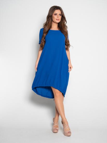 ISSA Plus Сукня жіночі модель 10497_синий , 2017