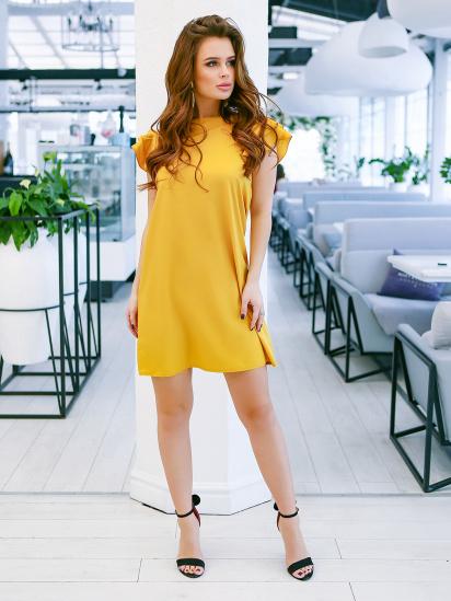 ISSA Plus Сукня жіночі модель 11636_желтый якість, 2017