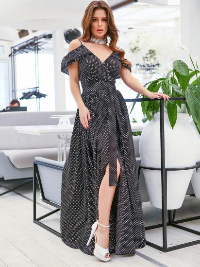 ISSA Plus Сукня жіночі модель 11633_черный якість, 2017