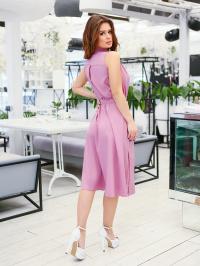ISSA Plus Сукня жіночі модель 11626_сиреневый придбати, 2017