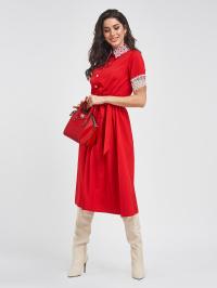 ISSA Plus Сукня жіночі модель 11439_красный ціна, 2017