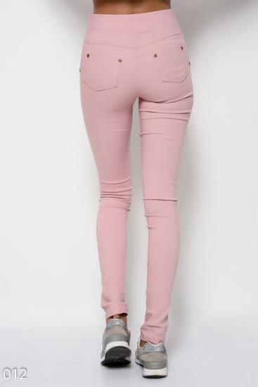 ISSA Plus Брюки жіночі модель 012_розовый якість, 2017