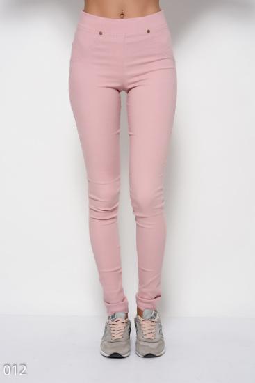 ISSA Plus Брюки жіночі модель 012_розовый , 2017