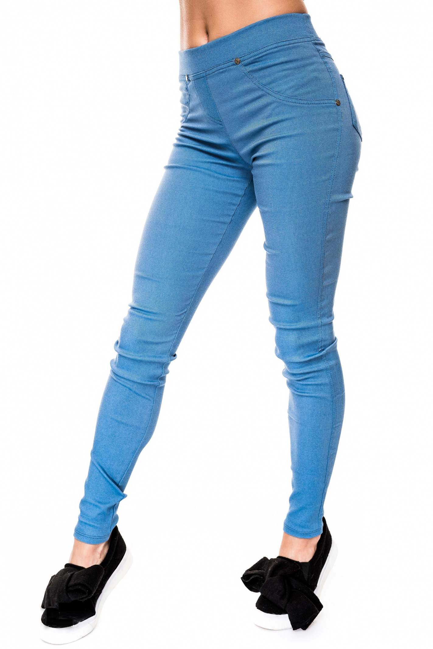 ISSA Plus Брюки жіночі модель 012_голубой якість, 2017