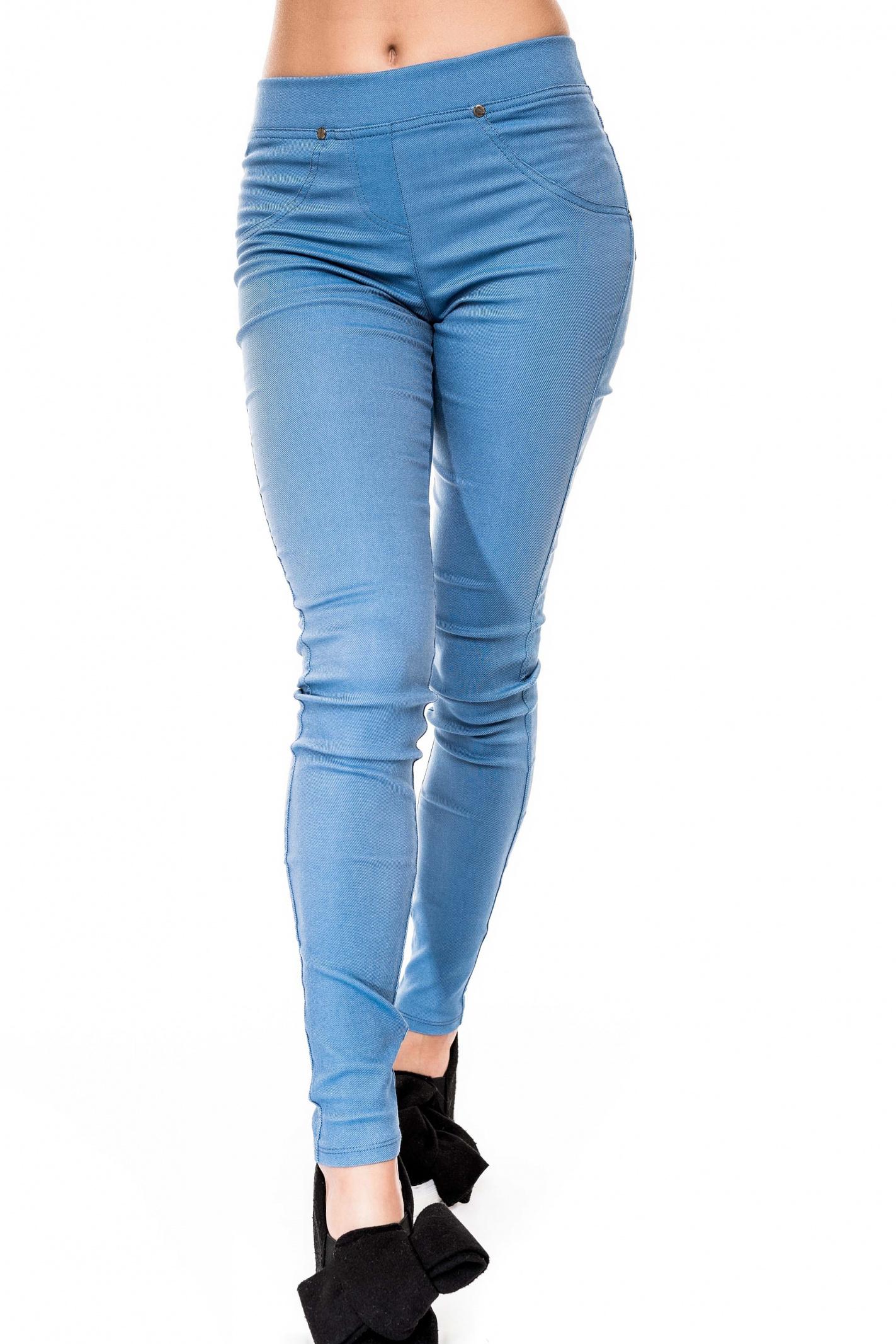 ISSA Plus Брюки жіночі модель 012_голубой , 2017