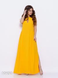 ISSA Plus Сукня жіночі модель 10630_желтый якість, 2017