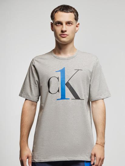 Футболка Calvin Klein Underwear модель NM1903E_YG4_0041 — фото - INTERTOP