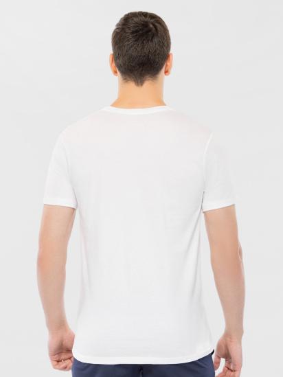 Футболка Calvin Klein Underwear модель NB1542A_100 — фото 2 - INTERTOP